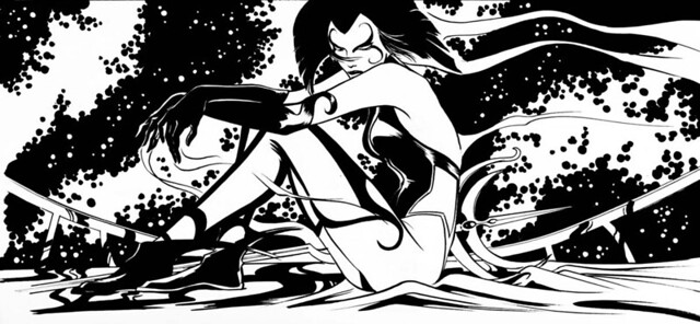 ZN Lilandra ink