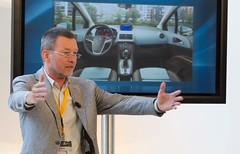 Meriva-Entwicklungschef Klaus Nüchter