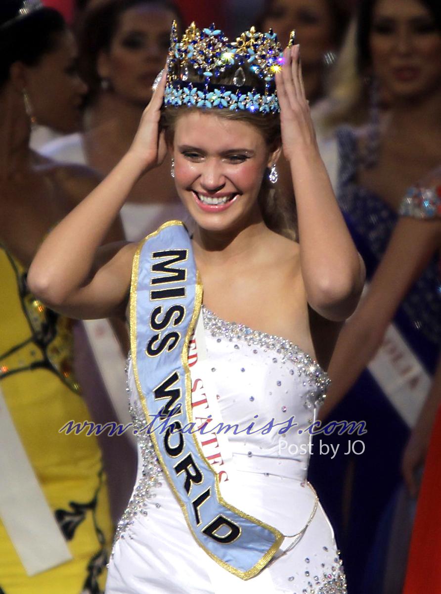 MISS WORLD 2010 - Alexandria Mills, United States 5128951170_5fc91e4694_o