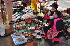 Jalgachi Seafood market 8