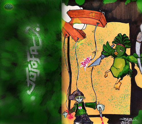 Y,tOkKa ((!?)) Josofa.. Multimedia/Underground Artist