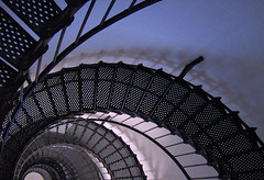 Spiral Stairs - by mosesxan