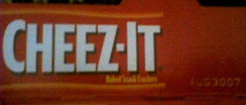 What a deal!  Cheez-its til 3007