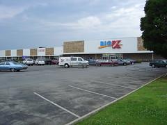 Kmart (former Woolco), Crossroads Mall (Joe Architect) Tags: crossroadsmall retail deadmalls roanoke mall 2004 kmart favorites yourfavorites modernist woolco joesgreatesthits virginia va deadmall myfavorites