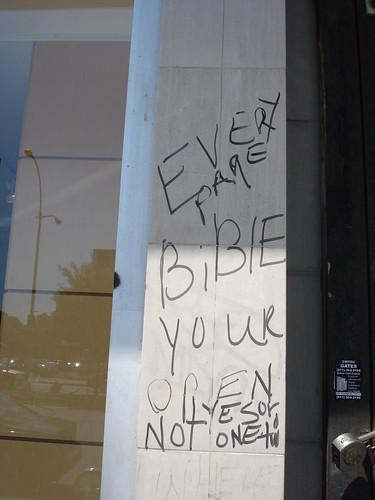 crazy religious