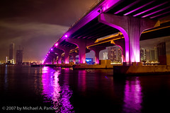 The Causeway Bridge on the Fourth of July (Michael Pancier Photography) Tags: usa purple florida violet fourthofjuly july4 independenceday soe 2007 fineartphotography naturephotography seor thebridge watsonisland blueribbonwinner bridgeovertroubledwater naturephotographer floridaphotographer michaelpancierphotography impressedbeauty hasanyoneseenthebridge colourartaward theconfoundedbridge wwwmichaelpancierphotographycom seorcohiba