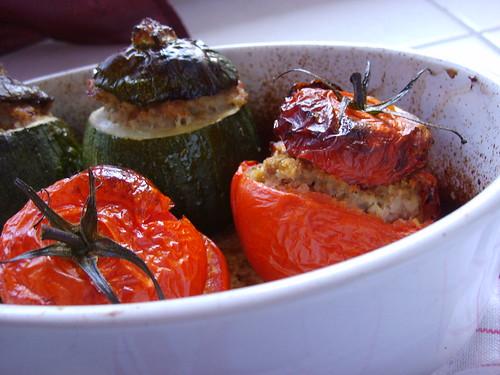 Mes Premiers Légumes Farcis
