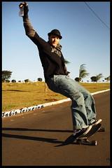 SK8 UNICAMP (fabio teixeira) Tags: brazil brasil fabio skate longboard campinas unicamp sk8 ladeira teixeira fabioteixeira