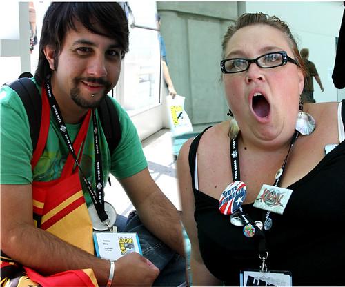San Diego Comic-Con 2007 – Ty Ty