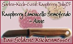 Raspberry Limoncello Semofredo