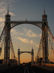 London - Albert Bridge