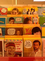 """Little Miss Sunshine"" Greeting Cards?"