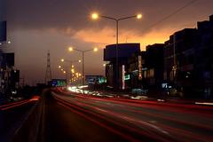 Lahore at Night (Max Loxton) Tags: pakistan sunset night lights pakistani ppg lahore yasirnisar pakistaniphotographers maxloxton atof