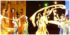 Teatro Xi'an (II) (yosoyjulito) Tags: china teatro danza xian espectculo