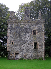 Knockdolian Castle ( Rems) (Shug1) Tags: castle wet scotland day ayrshire colmonell knockdolian