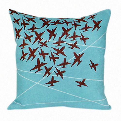 air traffic pillow