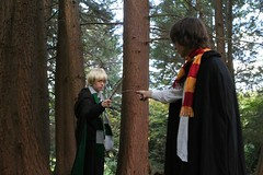 Enemies (dejahthoris) Tags: cosplay harrypotter stanleypark canon2470mmf28l