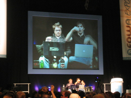 Diggnation Live London