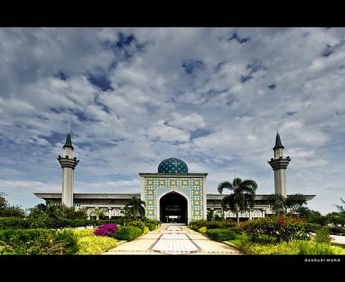 Masjid Sultan Abdul Samad por awe2020.