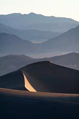 Dune Morning (sandy.redding) Tags: california landscape nationalpark sand nikon desert dunes dune deathvalley d300 stovepipewells deathvalleynationalpark arrakis desertplanet dvnp mesquitedunes nikond300 shotwithstevemendenhall nikkor80200mmf28ded portraitorientedlandscape