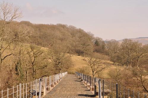 Aquaduct runway