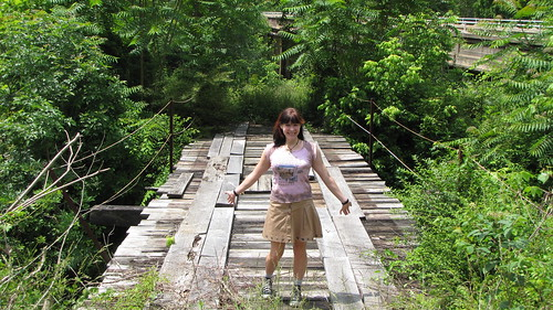 Becky on DeathBridge