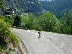 Col de la Ramaz (will_cyclist) Tags: france alps cycling tunnel tunnels tunel coldelaramaz