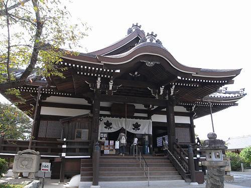 聖徳太子の生誕地に建つ縁のお寺『橘寺』@明日香村