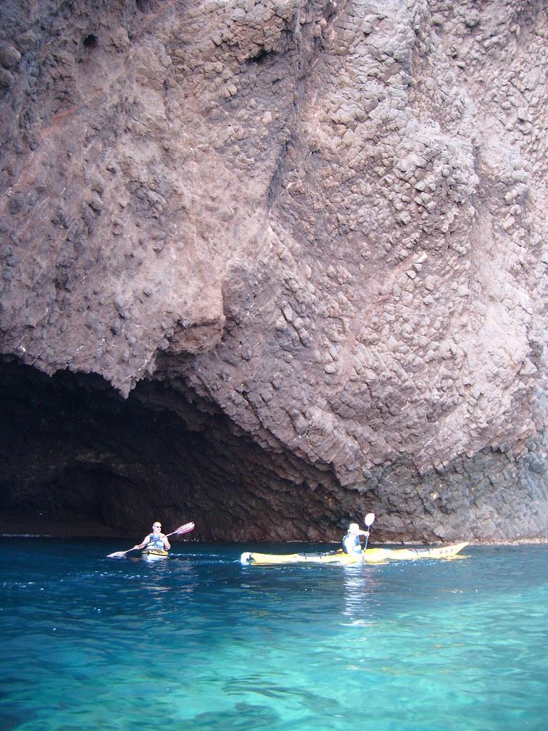 Cabo de Gata en kayak 763