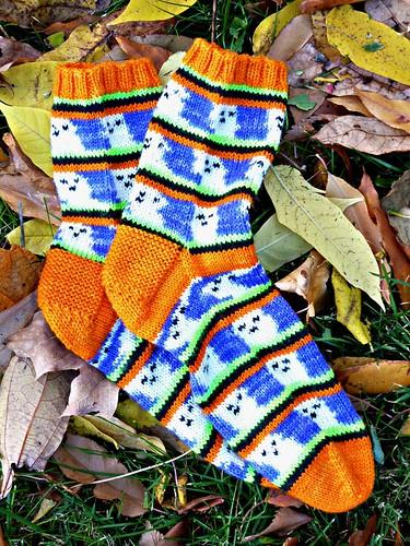 Ghost Socks!