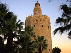 Sevilla (Graa Vargas) Tags: espaa sevilla spain torredeloro travelpix graavargas goldtower 2008graavargasallrightsreserved