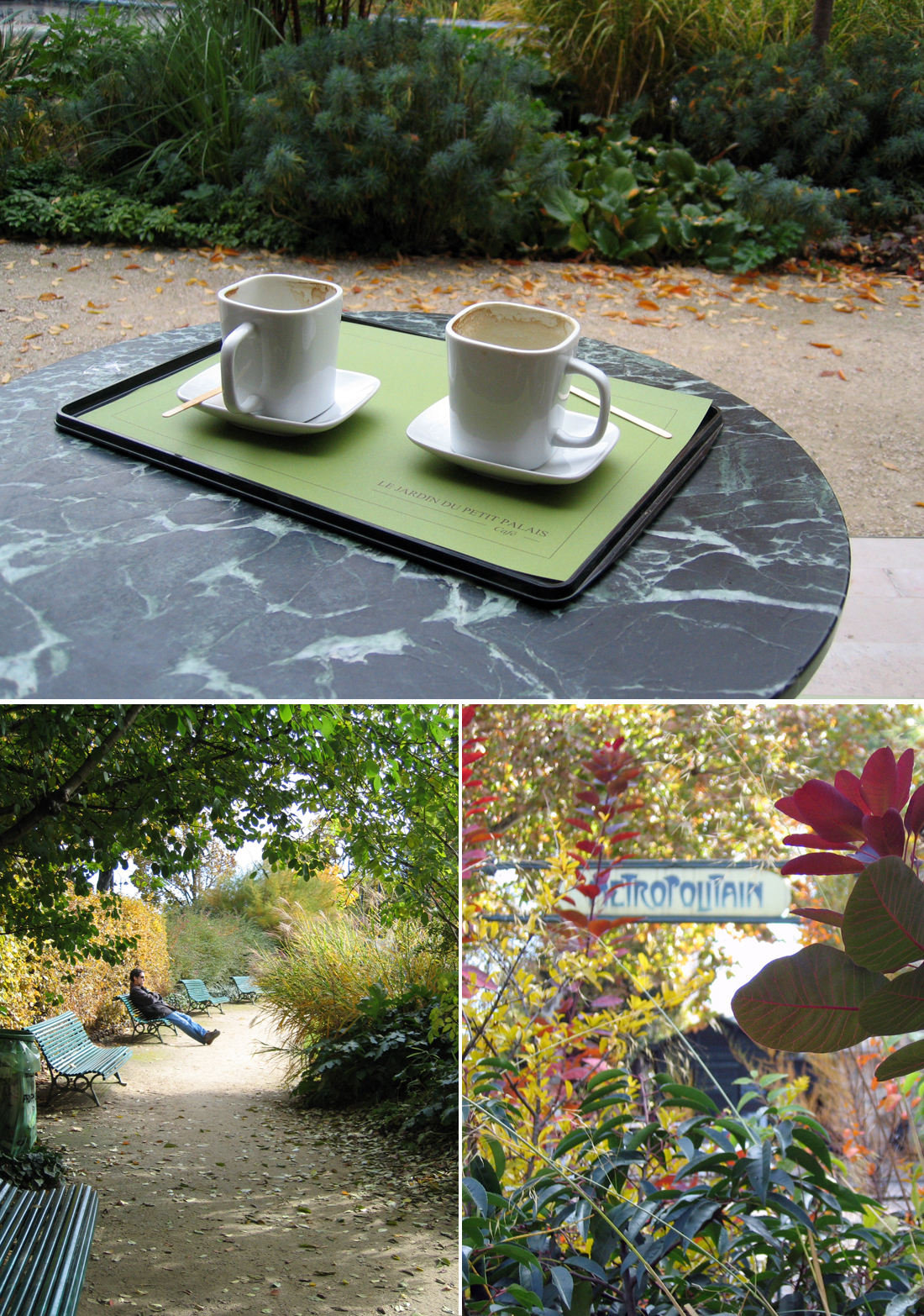 Les Jardins de Paris