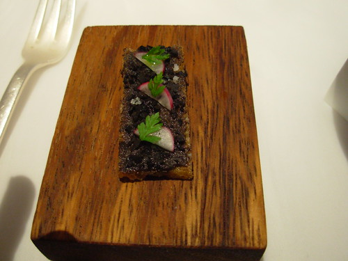 The Fat Duck - Truffle Toast