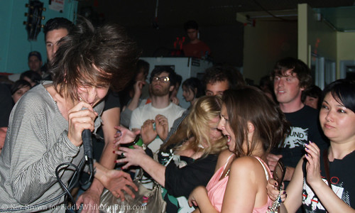 06.06 the Horrors @ Pianos (42)