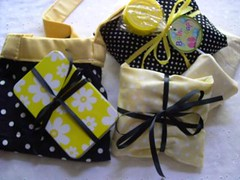 June Coloriffic - Sent (craftsty) Tags: white black colors june yellow group polkadots swap sent swaporama coloriffic colorifficswap