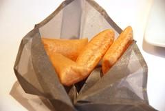 Airbags de Parmesano