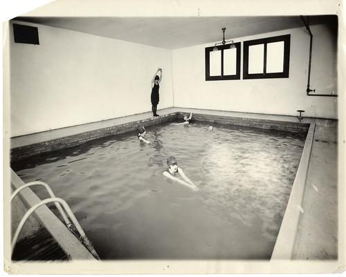 Monroe Hall Swimming Pool