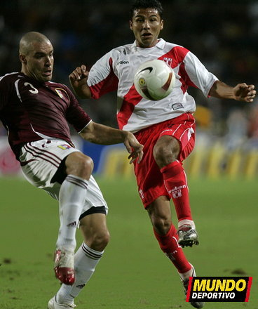 Cópa América 2007 Venezuela 2 - Perú 0
