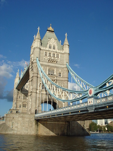 19.tower bridge from south bank