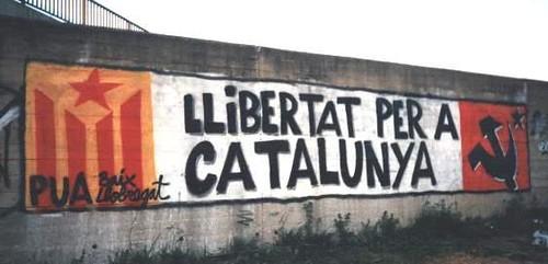PUA - Llibertat per Catalunya por muralsppcc.