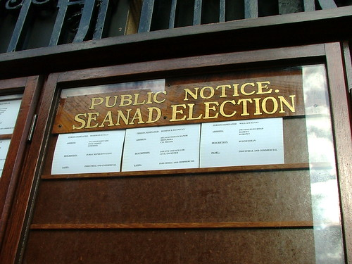 Seanad Election