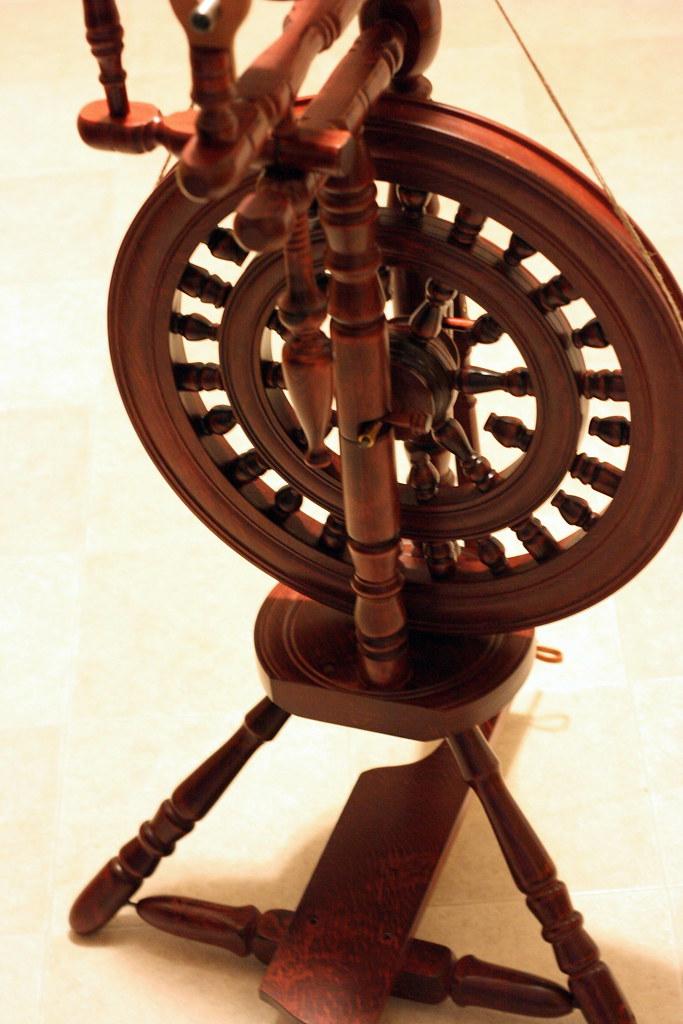 Kromski Mazurka Spinning Wheel