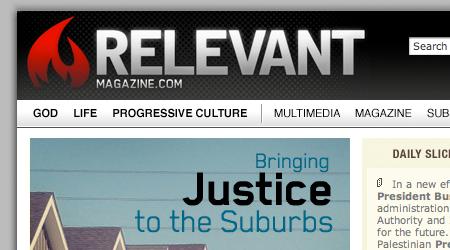 Relevant Magazine