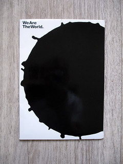 We Are The World - designed by Experimental Jetset