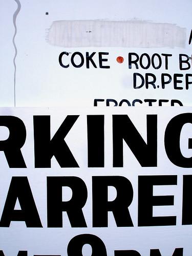 coke, dr. pepper, but no haterade