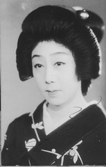 Japanese Actress (afigallo) Tags: cinema japan war pacific wwii geisha actress ww2 movies