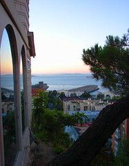 A View from A Mediterranean Castle? - by Carl_C