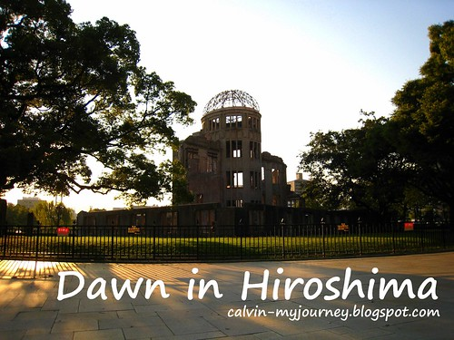 Dawn in Hiroshima