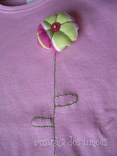 A flor dela