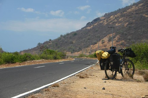 The dry and arid western Sumbawa